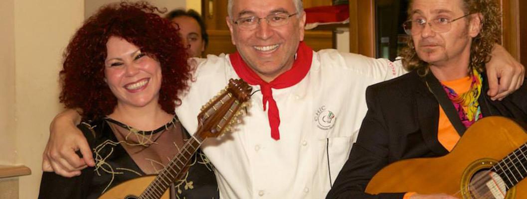 Enzo e Floriana D'Andrea