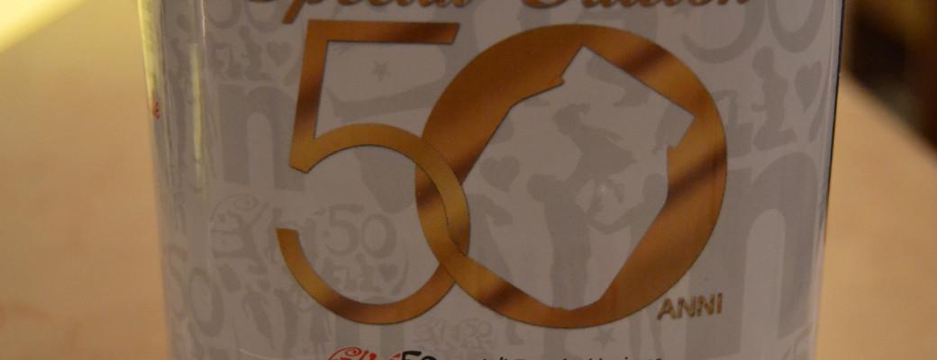 Barattolo 50 anni Nutella
