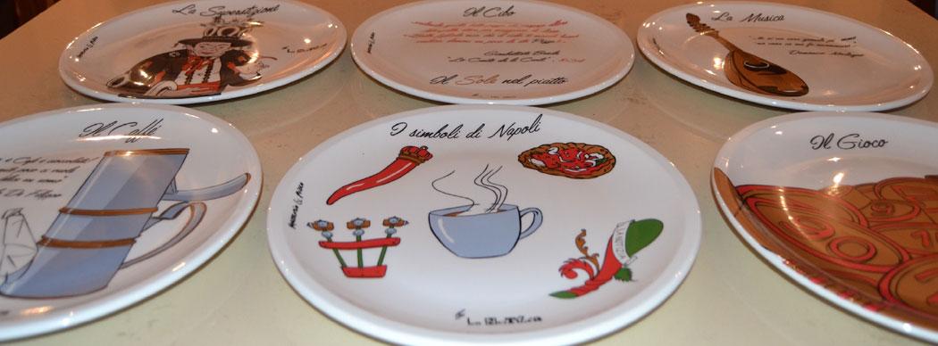Nuovi piatti de la Pizzaria La Notizia