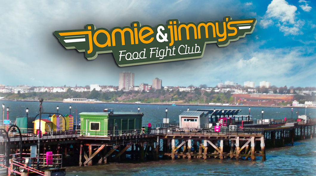 Locandina Jamie & Jimmys