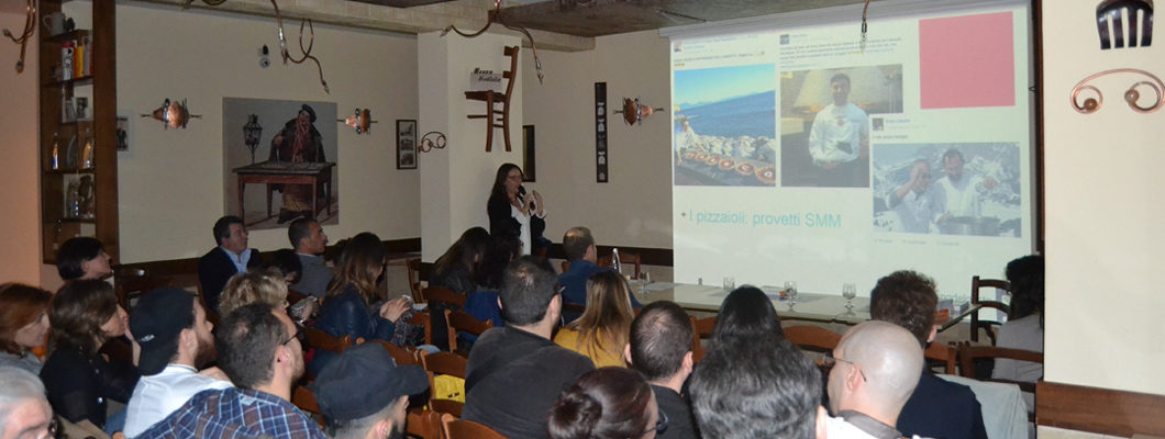 Presentazione marketing del gusto
