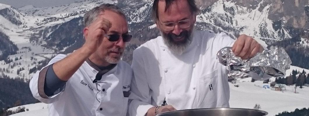 Enzo Coccia & Norbert Niederkofler