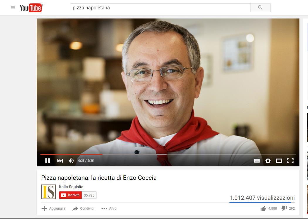 Enzo coccia su Youtube